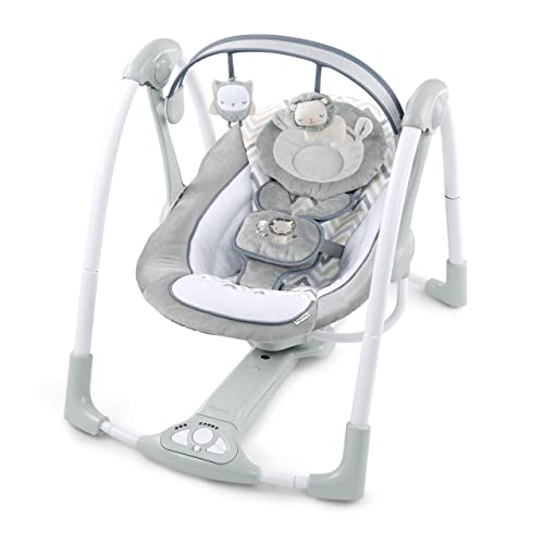 Ingenuity Power Adapt Portable Swing - Best Baby Swings for Colic