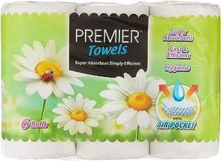 Premier Kitchen Towel, 6 count