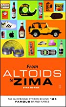 From Altoids to Zima: The Surprising Stories Behind 125 Famous Brand Names
