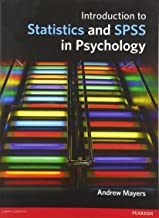 Best introduction to statistics and spss in psychology Reviews
