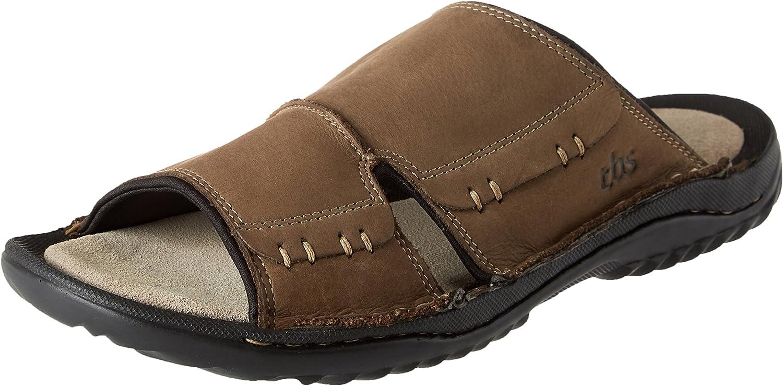 TBS Men's Cripter Open Toe Sandals