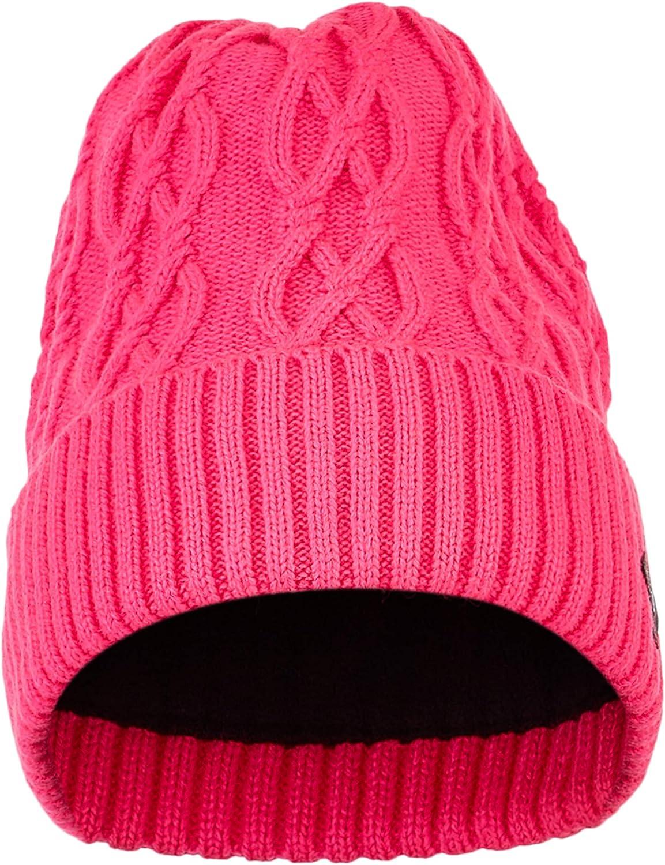 Spyder Damen Strickm/ütze Cable Knit Hat