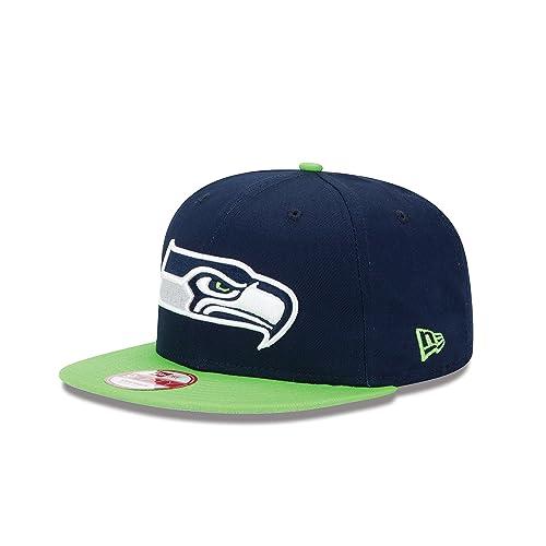 newest dd0be a2f02 NFL Seattle Seahawks Baycik 9Fifty Snapback Hat