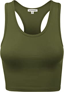e8ba05bcea Amazon.com  Greens - Camisoles   Tanks   Lingerie  Clothing