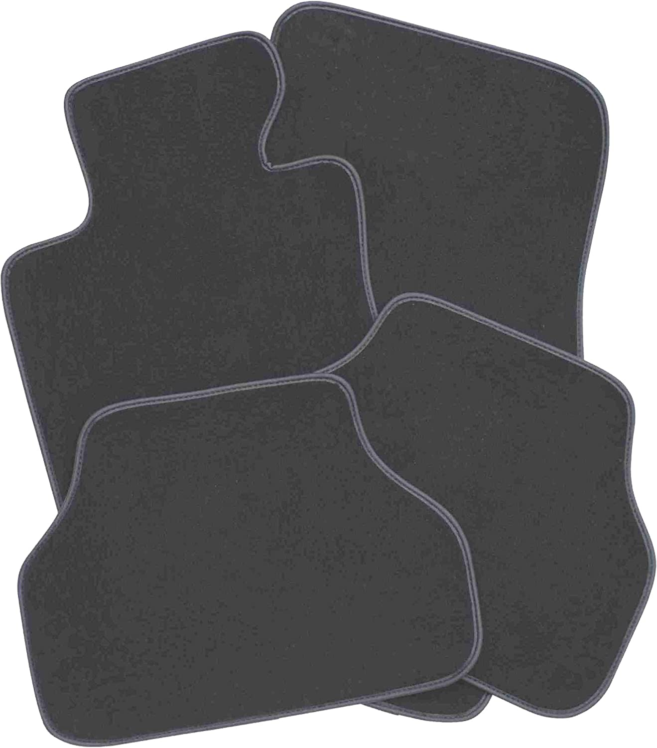 RAU Fitted Japan's largest assortment Cheap mail order sales Car Mats Pastel Graphite 2013with 45TÜRI03 RAV Mat