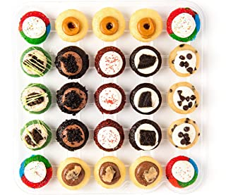 Baked by Melissa Cupcakes The O.G. (Original Greats) - Assorted Bite-Size Cupcakes, 25 Count