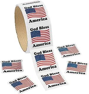 Best god bless america sticker Reviews
