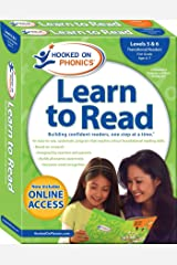 Hooked on Phonics Learn to Read - Levels 5&6 Complete: Transitional Readers (First Grade | Ages 6-7) (3) (Learn to Read Complete Sets) Paperback