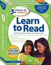 hooked on phonics beginning reading
