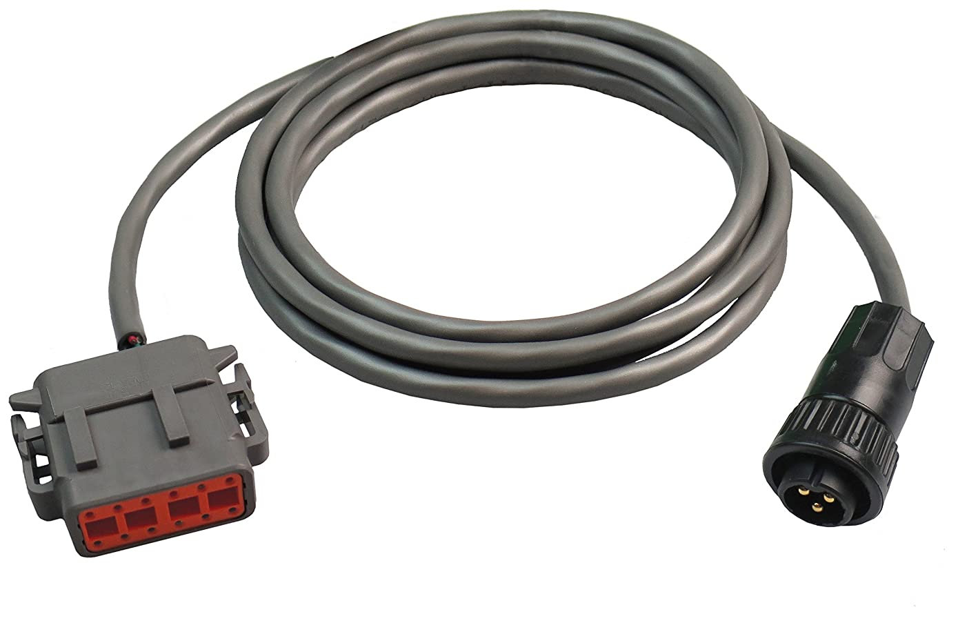 Sensor-1 ADTM06-R Adapter Cable that Connects Trimble CFX/FMX Guidance and Mapping Systems to Raven Monitor