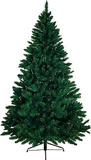 comprar comparacion BB Sport Árbol Navideño PVC 180 cm Verde Oscuro Arbol Navidad Artificial Abeto Navidad