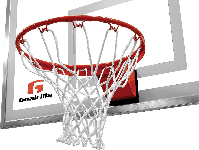 Goalrilla Heavy-Weight Pro-Style Breakaway Flex Popular Albuquerque Mall shop is the lowest price challenge Basketball w Rim