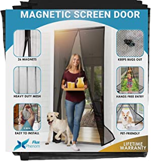 magnet window screen
