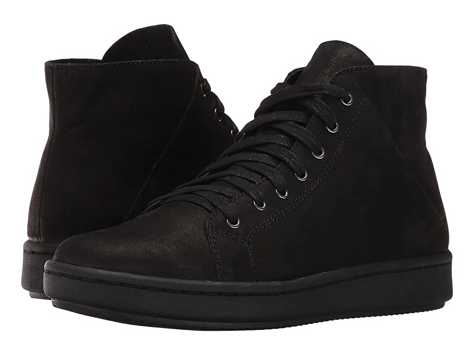 Eileen Fisher Game 2 (Black Tumbled Nubuck) Women