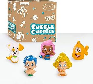 Bubbles Guppies Bath Squiters 5pk Set Exclusive