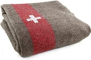 Woolstrong 2700 Swiss Army Wool Blanket (60x84, 70%)