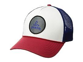 Prana Karma Trucker Hat at Zappos.com 7a27ab9efb9a
