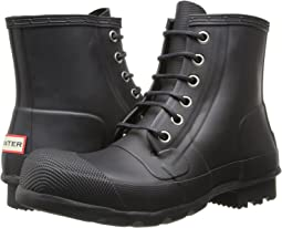 Hunter - Original Rubber Lace-Up Boots