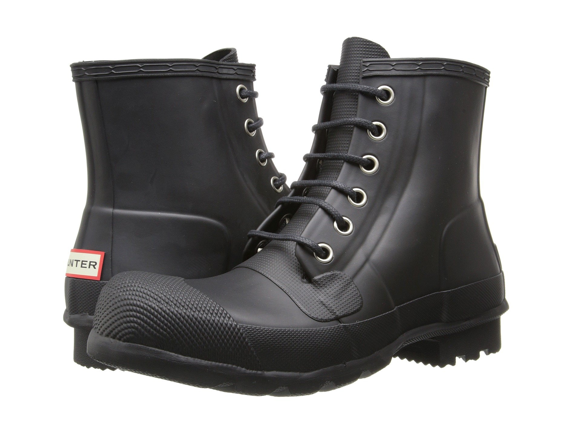 how to clean dirt off hunter boots