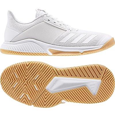 adidas Crazyflight Team (Footwear White/Footwear White/Gum M1) Women