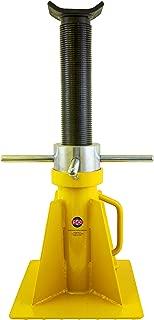 ESCO 10802 Screw Style Jack Stand, Short Model, 20 Ton Capacity, 26.8