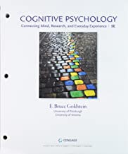 Bundle: Cognitive Psychology: Connecting Mind, Research, and Everyday Experience, Loose-Leaf Version, 5th + MindTap Psychology, 1 term (6 months) Printed Access Card