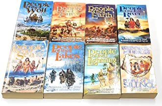 North America's Forgotten Past Series Books 1-8 - People of the …. Wolf; Fire; Earth; River; Sea; Lakes; Lightning; and Si...
