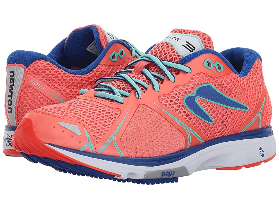 Newton Running Fate III (Coral/Jade) Women