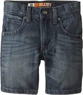 Lee Little Boys' Dungarees 5-Pocket Relaxed Short