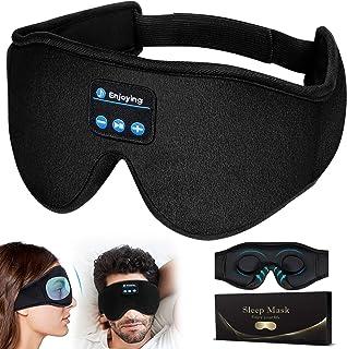 comprar comparacion LC-dolida - Antifaz para dormir, Bluetooth, antifaz para dormir, inalámbrico, auriculares de viaje con altavoces estéreo H...