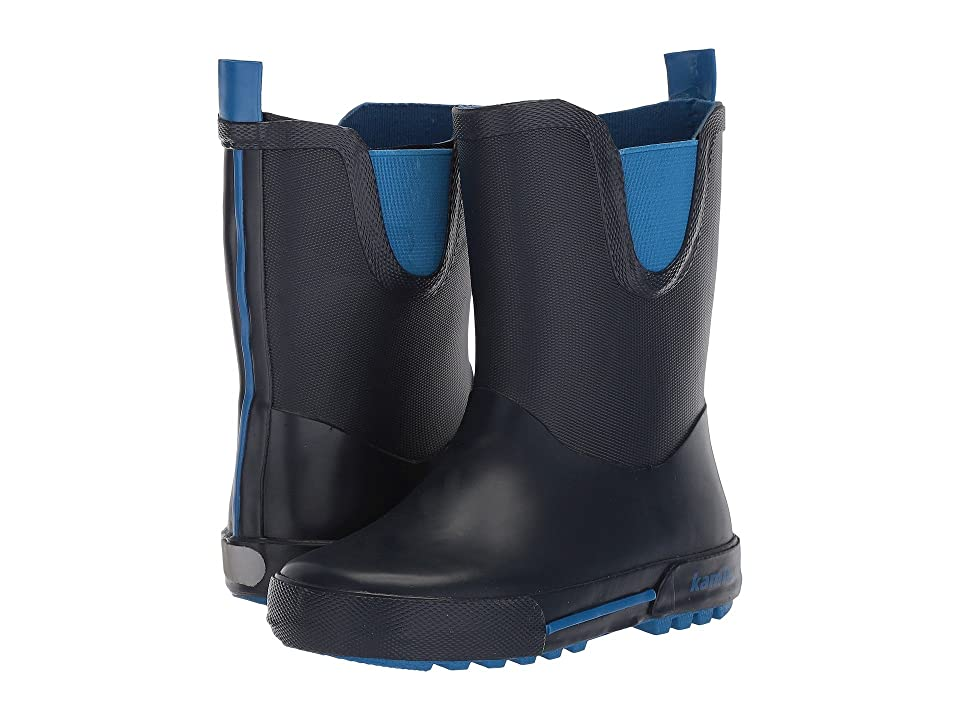 Kamik Kids Rainplay (Toddler) (Navy/Blue) Boys Shoes