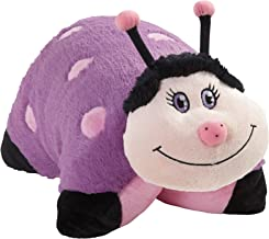 My Pillow Pet Lady Bug - Large (Pink And Purple)