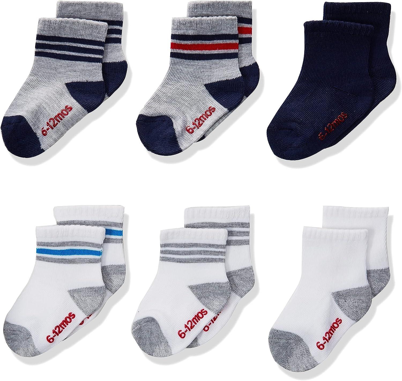 Infant Crew socks P6 (26T6)