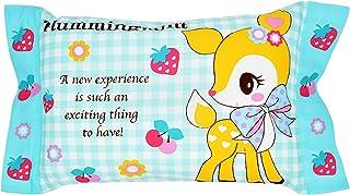 モリシタ(Morisita) 洗える子供用枕 ハミングミント 39×28×9cm サンリオ ジュニア用枕 4620283