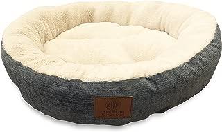 Casablanca Solid Round Pet Bed
