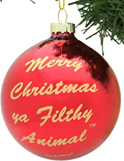 Best merry christmas ya filthy animal ornament Reviews