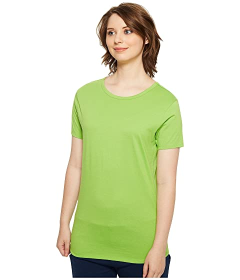 Camiseta cortas mangas de cortas mangas Back Reversible 4Ward con Greenery Front B1qaA