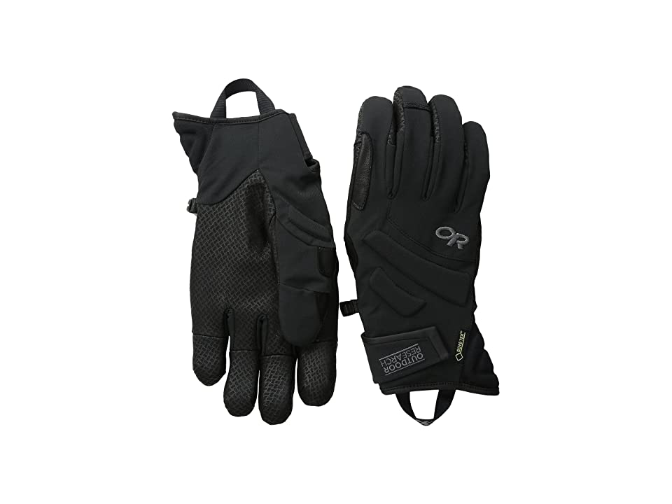 Outdoor Research Project Gloves (Black) Extreme Cold Weather Gloves