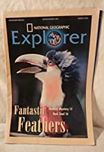 National Geographic Explorer Pathfinder Edition March 2011