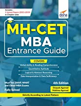 MH-CET MBA Entrance Guide 4th Edition