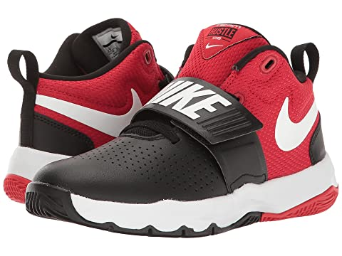 huge discount 19144 0f16e Nike Kids Team Hustle D8 (Little Kid) at Zappos.com