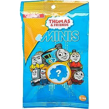 Thomas and Friends Mini Figuras de los Trenes de Juguete, Modelos ...