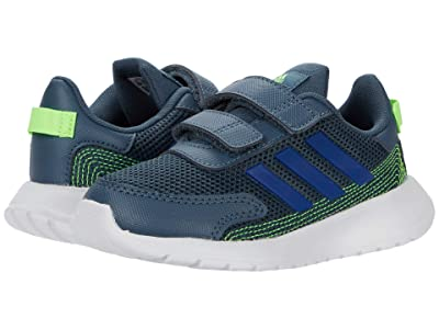 adidas Kids Tensaur Run (Infant/Toddler) (Legacy Blue/Team Royal Blue/Signal Green) Boy