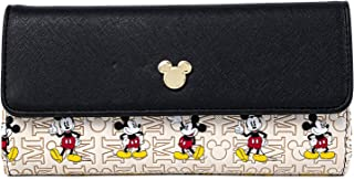 Loungefly Disney Mickey Mouse Hardware Faux Leather Wallet