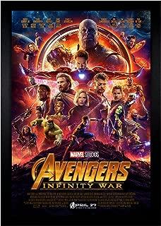 Avengers Infinity War Movie Poster 24