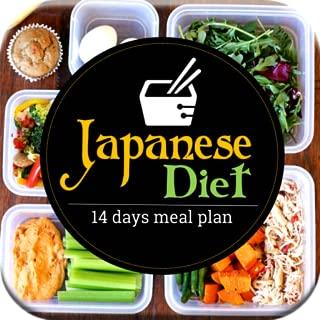 14 Days Japanese Diet Meal Plan