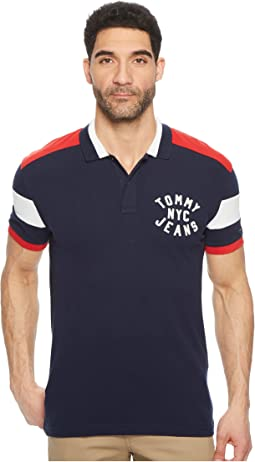 Tommy Jeans - Essential Badge Polo Shirt