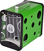 LocknCharge CarryOn Mobile Charging Station, Green - 10063