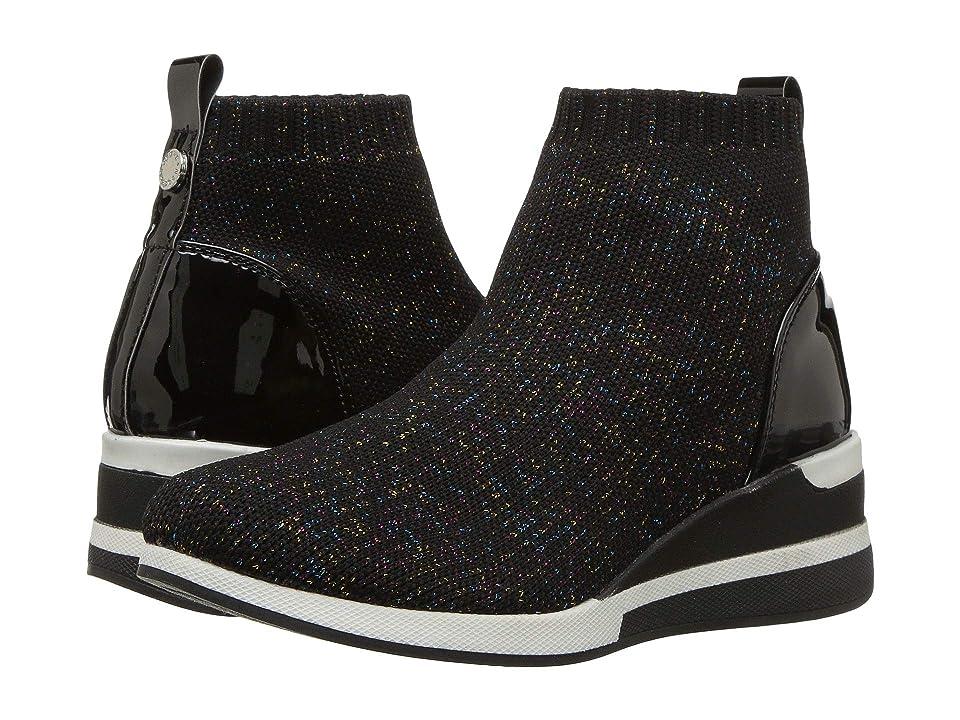 Steve Madden Kids Dusky (Little Kid/Big Kid) (Black Multi) Girls Shoes
