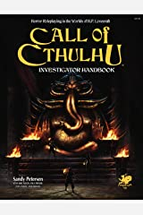 Call of Cthulhu Investigators Handbook (Call of Cthulhu Roleplaying) Hardcover